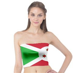 Flag Of Burundi Tube Top