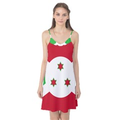Flag Of Burundi Camis Nightgown