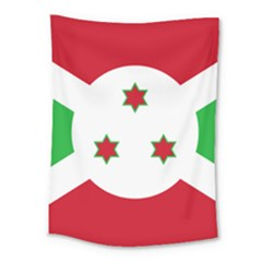Flag Of Burundi Medium Tapestry
