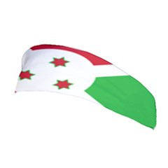 Flag Of Burundi Stretchable Headband
