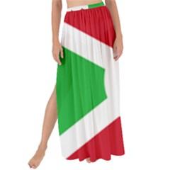 Flag Of Burundi Maxi Chiffon Tie Up Sarong