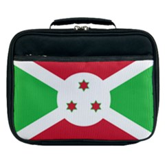 Flag Of Burundi Lunch Bag
