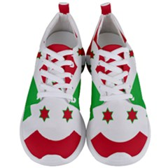 Flag Of Burundi Men s Lightweight Sports Shoes