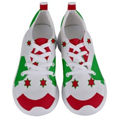 Flag Of Burundi Women s Lightweight Sports Shoes