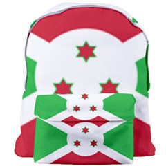 Flag Of Burundi Giant Full Print Backpack