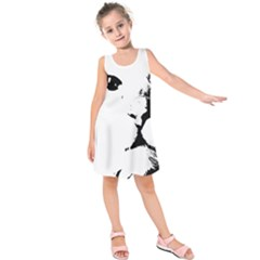 Cat Kids  Sleeveless Dress