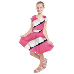 Smile Kids  Short Sleeve Dress