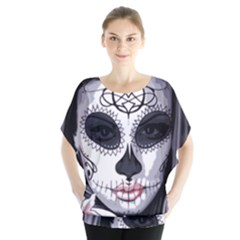 Sugar Skull Blouse