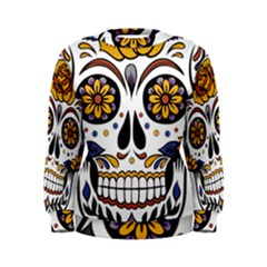 Sugar Skull Women s Sweatshirt