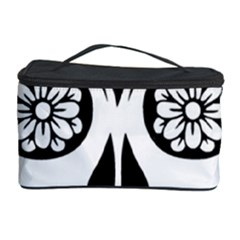 Sugar Skull Cosmetic Storage Case