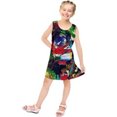 Catalina Island Not So Far 5 Kids  Tunic Dress