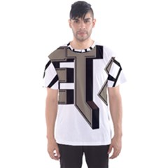 Heavy Metal  Men s Sports Mesh Tee