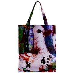 Doves Match 1 Zipper Classic Tote Bag