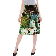 Doves Matchmaking 1 Midi Beach Skirt