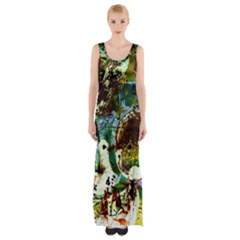 Doves Matchmaking 1 Maxi Thigh Split Dress