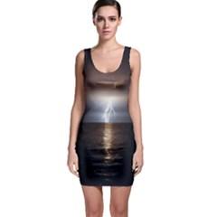Lightning Bodycon Dress