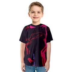 Calligraphy 4 Kids  Sport Mesh Tee