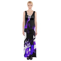 Sixx Maxi Thigh Split Dress