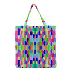 Artwork By Patrick Colorful 35 Grocery Tote Bag