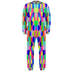 Artwork By Patrick Colorful 35 Onepiece Jumpsuit (men)