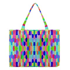 Artwork By Patrick Colorful 35 Medium Tote Bag