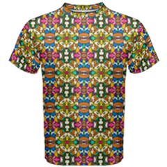Artwork By Patrick Colorful 36 Men s Cotton Tee