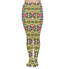Artwork By Patrick Colorful 36 Women s Tights