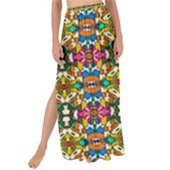Artwork By Patrick Colorful 36 Maxi Chiffon Tie Up Sarong