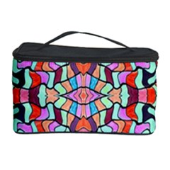 Artwork By Patrick Colorful 38 Cosmetic Storage Case