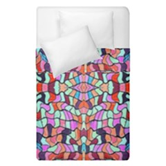 Artwork By Patrick Colorful 38 Duvet Cover Double Side (single Size)