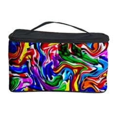 Artwork By Patrick Colorful 39 Cosmetic Storage Case