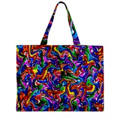 Artwork By Patrick Colorful 39 Medium Tote Bag