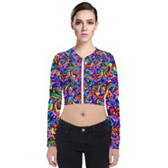 Artwork By Patrick Colorful 39 Bomber Jacket