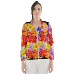 Assorted Petals Wind Breaker (women)