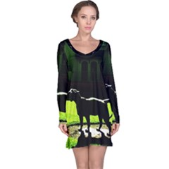Guard 3 Long Sleeve Nightdress