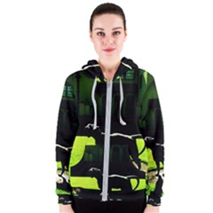 Guard 3 Women s Zipper Hoodie