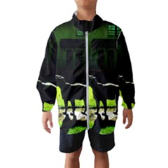 Guard 3 Wind Breaker (kids)