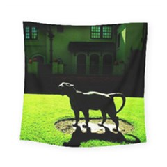 Guard 3 Square Tapestry (small)