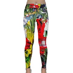 Bow Of Scorpio Before A Butterfly 2 Classic Yoga Leggings
