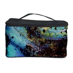 Blue Options 3 Cosmetic Storage Case