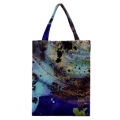 Blue Options 3 Classic Tote Bag