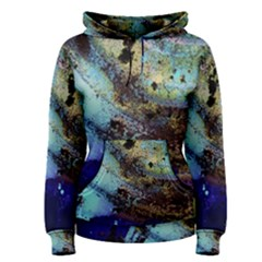 Blue Options 3 Women s Pullover Hoodie