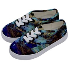 Blue Options 3 Kids  Classic Low Top Sneakers by bestdesignintheworld