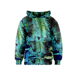 Blue Options 6 Kids  Pullover Hoodie