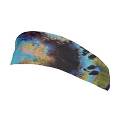 Blue Options 5 Stretchable Headband