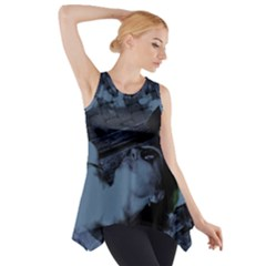 In The Highland Park Side Drop Tank Tunic