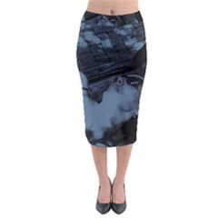 In The Highland Park Midi Pencil Skirt