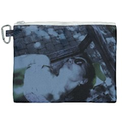 In The Highland Park Canvas Cosmetic Bag (xxl) by bestdesignintheworld