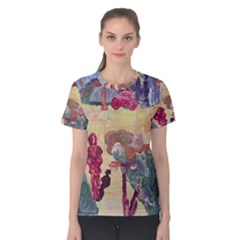 Trail Women s Cotton Tee