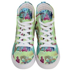 Trail 1 Women s Hi Top Skate Sneakers